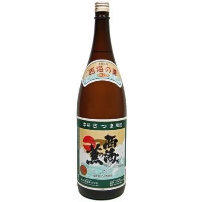 西海の薫 芋焼酎 35度 1800ml 原口酒造 鹿児島県 中薩地方
