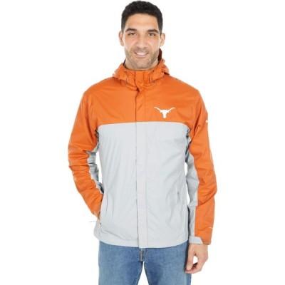 コロンビア Columbia College メンズ ジャケット アウター Texas Longhorns Glennaker Storm(TM) Jacket Cedar/Columbia Grey