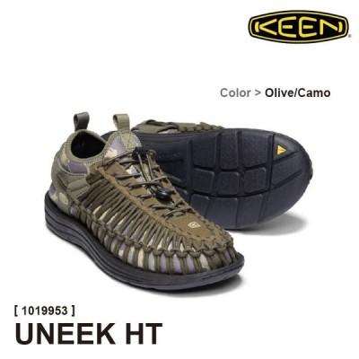 KEEN キーン UNEEK HT ユニーク エイチティー メンズ スニーカー #1019953 [536fp][536667]