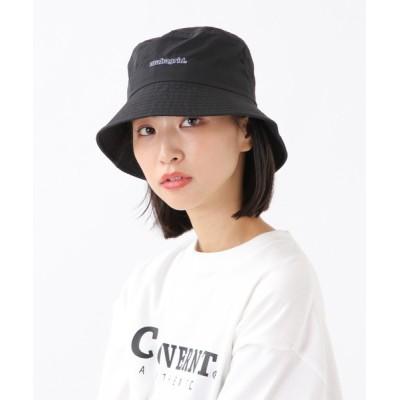 ALAND / MAHAGRID/NYLON BUCKET HAT 2940809 WOMEN 帽子 > ハット