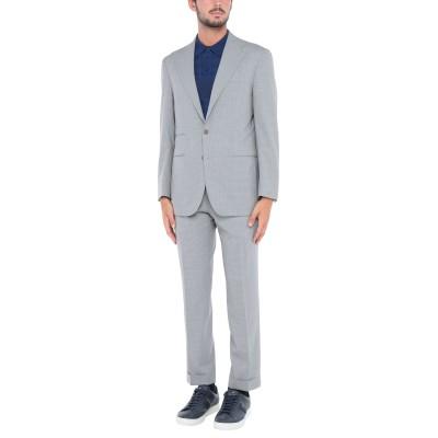 サルトリオ SARTORIO スーツ グレー 48 ウール 100% スーツ