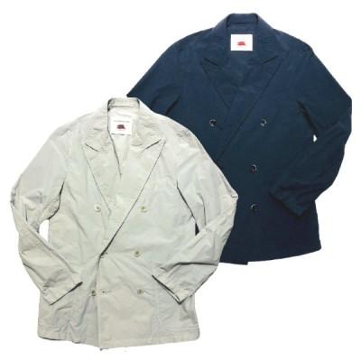 TOMORROWLAND トゥモローランド メンズ BJナイロン ダブルブレステッド 6Bジャケット