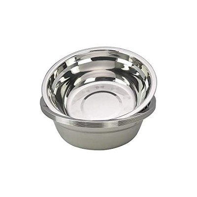 Waikhomes Set of 6 Stainless Steel Salad Mixing Bowls, Serving Bowl for Coo好評販売中