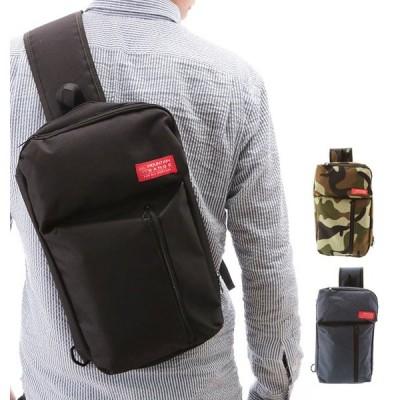 ボディバッグ メンズ 40代 ブラック 軽量 ワンショルダー スマホ対応 キッズ シンプル  スマホポケット付き 斜めがけバッグ 軽い 小さめ 縦型 斜めがけ