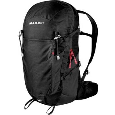 マムート メンズ バックパック・リュックサック バッグ Lithium Zip 24L Backpack Black