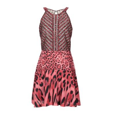 MARCIANO ミニワンピース&ドレス レッド 40 ポリエステル 100% / ナイロン ミニワンピース&ドレス