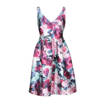 LOUCHE ミニワンピース&ドレス フューシャ 8 ポリエステル 100% ミニワンピース&ドレス