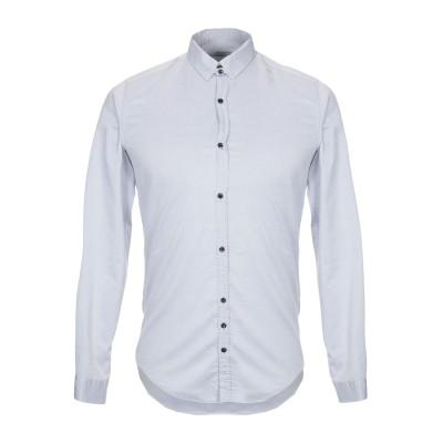 アリーニ AGLINI シャツ ライトグレー 39 コットン 100% シャツ