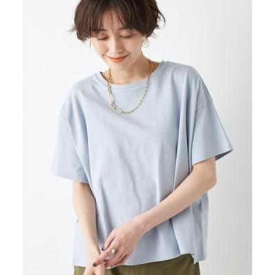 tシャツ Tシャツ 色違いで揃えたくなる、上質素材の綿100% USAコットンBIG T