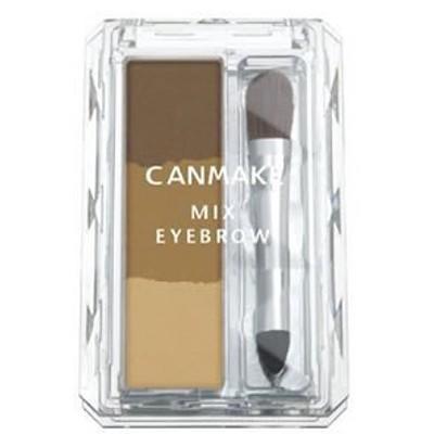 [CANMAKE]キャンメイク ミックスアイブロウ ソフトブラウン 03