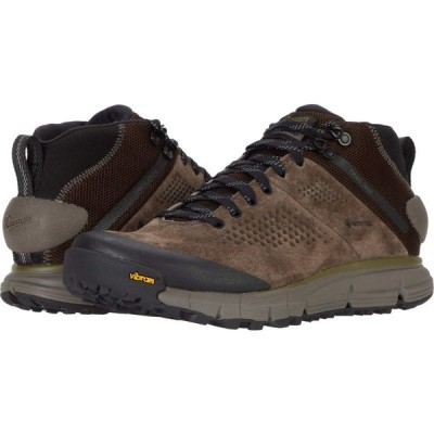ダナー Danner メンズ シューズ・靴 4' Trail 2650 Mid GTX Brown/Military Green