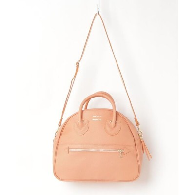 THE FRIDAY / 【YOUNG & OLSEN The DRYGOODS STORE】/EMBOSSED LEATHER WEEK-ENDER Sサイズ WOMEN バッグ > ショルダーバッグ