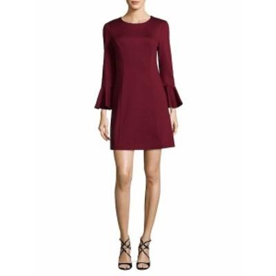 トリーナ ターク レディース ワンピース Panache Bell-Sleeve Dress