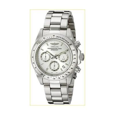 インヴィクタ Invicta Men's 14381 Speedway Chronograph Stainless Steel Watch with Link Bracelet [並行輸入品]