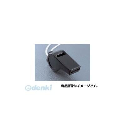 トーヨーセフティ TOYO SAFETY 22 ホイッスル プラスチック 大型 黒 ホイッスル黒 ホイッスルPC製