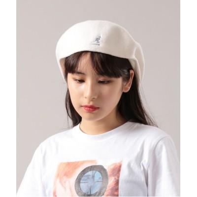 L.H.P WOMEN / KANGOL/カンゴール/Wool 504/定番ハンチングベレー帽 WOMEN 帽子 > ハンチング/ベレー帽