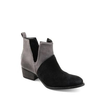 ジュルネ コレクション レディース ブーツ・レインブーツ シューズ Genuine Leather Dempsy Booties
