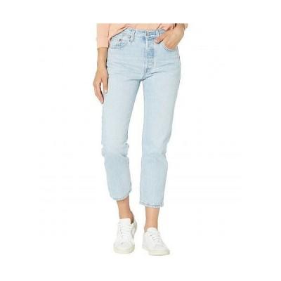 Levi's(R) Premium リーバイス レディース 女性用 ファッション ジーンズ デニム Premium 501 Crop - Luxor Ra