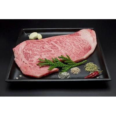 【A5等級】米沢牛サーロインステーキ1枚(約200g)