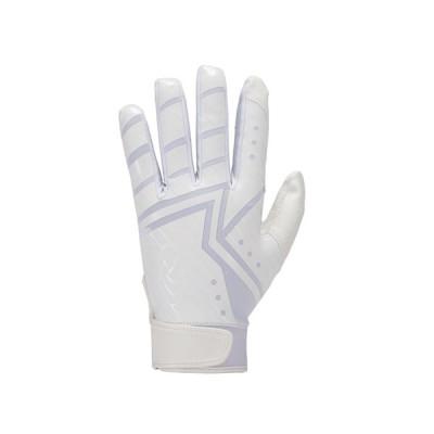 ローリングス Rawlings バッティンググラブ ハイパーグリップ 両手用 一般 ホワイト 野球 バッティング手袋 EBG21S04-ホワイト