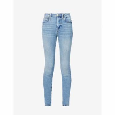 フレーム FRAME レディース ジーンズ・デニム ハイライズ オーガニック ストレッチ Le One Skinny High-Rise Stretch-Organic Denim Jean