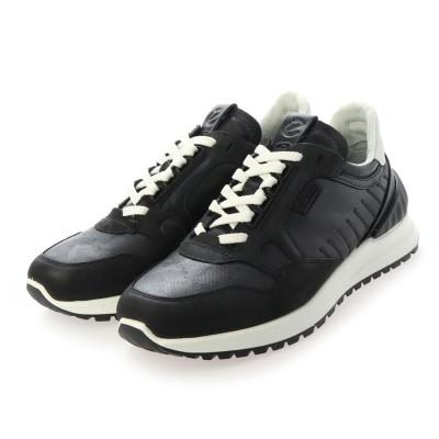 エコー ECCO ASTIR Shoe (BLACK/BLACK/BLACK/WHITE)