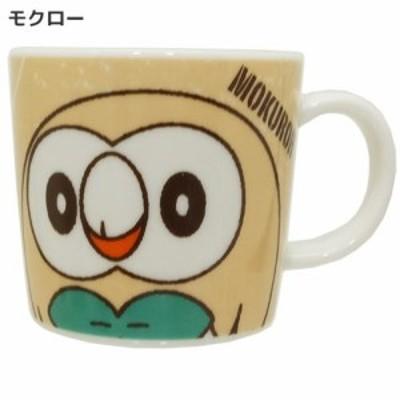 ◆ポケットモンスター フェイスマグS/サン&ムーン(モクロー)お土産,キャラクターグッツ通販(236)