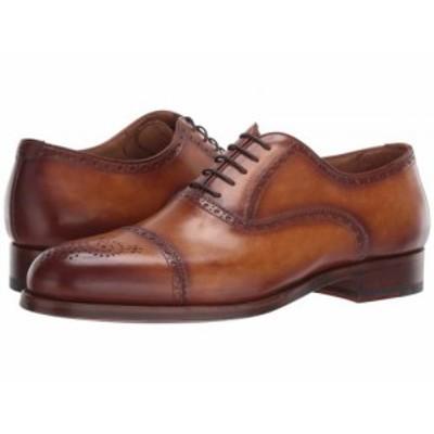 Magnanni マグナーニ メンズ 男性用 シューズ 靴 オックスフォード 紳士靴 通勤靴 Hamilton Cuero【送料無料】