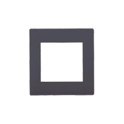 【法人限定】WTL7500HK パナソニック アドバンスシリーズ コンセントプレート2連接穴用 マットグレー