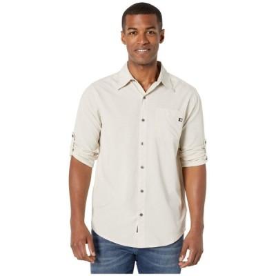 マーモット Marmot メンズ シャツ トップス Aerobora Long Sleeve Shirt Moonbeam