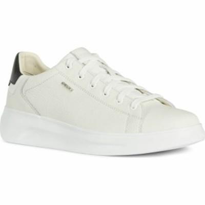 ジェオックス GEOX メンズ スニーカー シューズ・靴 Maestrale 1 Sneaker White