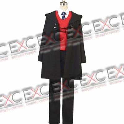 Fate/Grand Order 主人公 男 魔術協会制服 風 コスプレ衣装