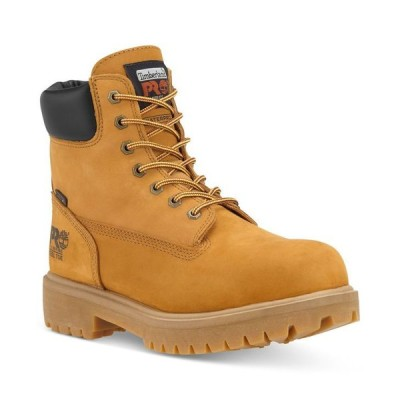 ティンバーランド メンズ ブーツ・レインブーツ シューズ 6 Direct Attach Safety Toe Water-resistant Work Boot