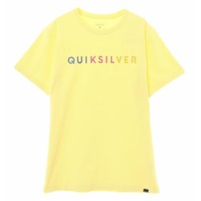 30%OFF セール SALE Quiksilver クイックシルバー ロゴ Tシャツ M&W DIVISION ST Tシャツ ティーシャツ