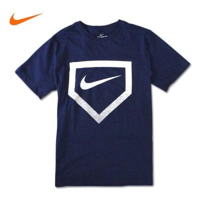NIKE ナイキ Tシャツ 半袖 Tee nike08 ネイビー 紺
