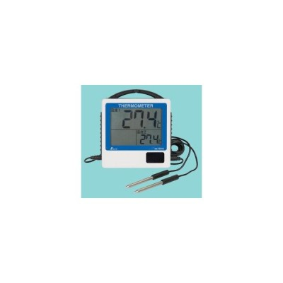 シンワ デジタル温度計 G−2 二点隔測式 防水型