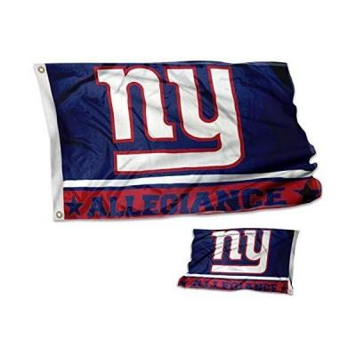 York Giants両面Allegianceフラグ