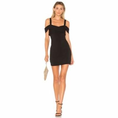 バイ ザ ウェイ by the way. レディース ワンピース ワンピース・ドレス Evie Cold Shoulder Mini Dress Black