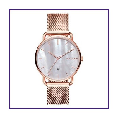 MELLER - Denka Roos Pearl - Watches for Men and Women 並行輸入品