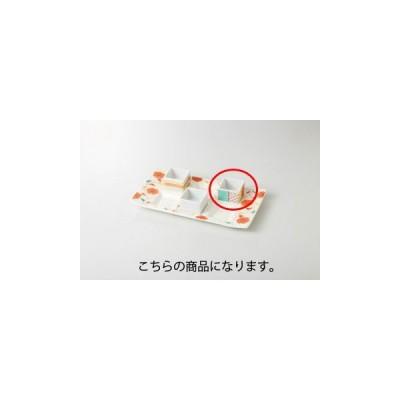 和食器 紙風船 角プチボール 36K097-07 まごころ第36集 【キャンセル/返品不可】