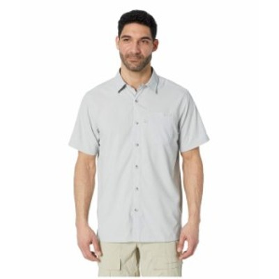 コロンビア メンズ シャツ トップス Slack Tide¢ Camp Shirt Cool Grey