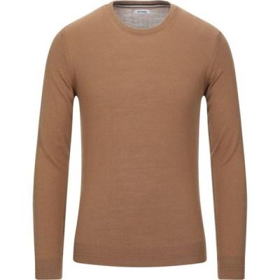 オフィチーナ トレンタ セイ OFFICINA 36 メンズ ニット・セーター トップス sweater Camel