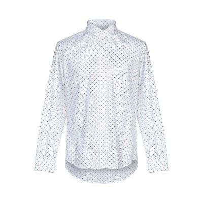 BASTONCINO シャツ ダークブラウン 41 コットン 100% シャツ