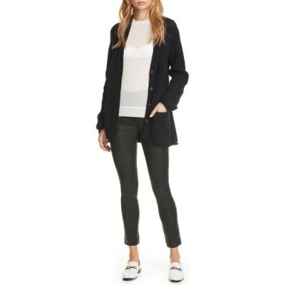 ラグ&ボーン RAG & BONE レディース ボトムス・パンツ レザーパンツ Simone Leather Pants Black