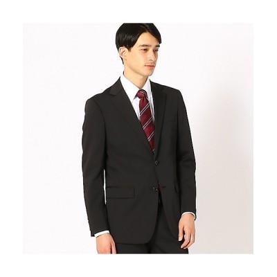 <COMME CA ISM (Men)/コムサイズム>【セットアップ対応】レギュラーモデル スーツジャケット(4701GP04) ブラック【三越伊勢丹/公式】
