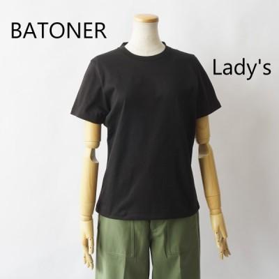 BATONER |バトナー Pack T-Shirt Lady's /BN-21SL-045