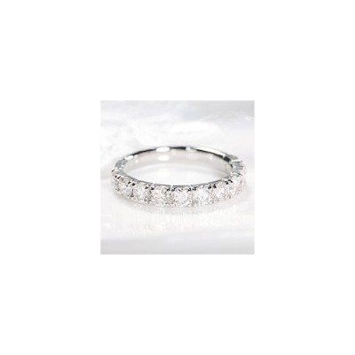 ダイヤモンドリング 指輪 リング エタニティ 1カラット ダイヤモンド プラチナ ダイヤ 定番 1.0ct 豪華 pt900 ber0300