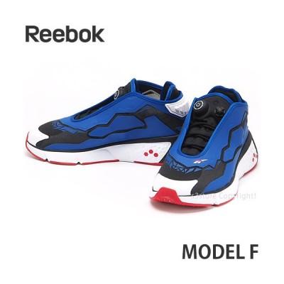 リーボック モデル エフ グリッチ REEBOK MODEL F GLITCH スニーカー メンズ 靴 シューズ ハイテク ポンプ クラシック カラー:TRICO