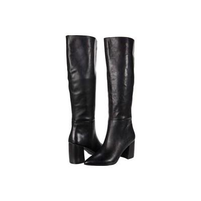 スティーブマッデン Nilly Boot レディース ブーツ Black Leather