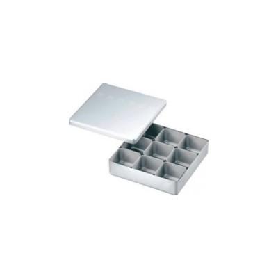 アルミ検食容器(飲食店用)普及型 E-9